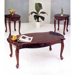 Coffee/End Table Set  7131  (A)