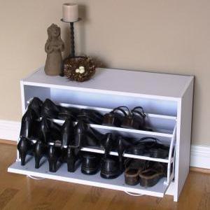 4D Concepts Deluxe Shoe Cabinet FDC1038(FDFS)