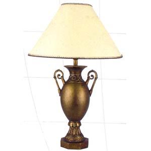 Gold Urn Lamp 796-50 (WD)