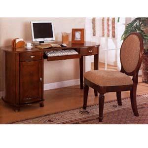 Kidney Shaped Computer Desk 800021 (CO)