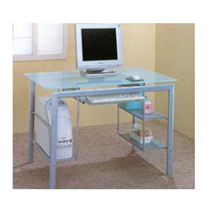 Glass Computer Desk 800111 (CO)