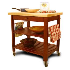 Roll-About Kitchen Cart 80027(AZFS)