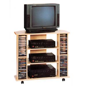 TV Cabinet With C/D Rack 8020 (A)