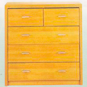 5-Drawer Dresser 813(SO)
