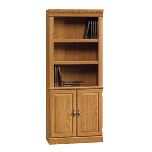 Orchard Hills Bookcase with Lower Doors 402173(AZFS)