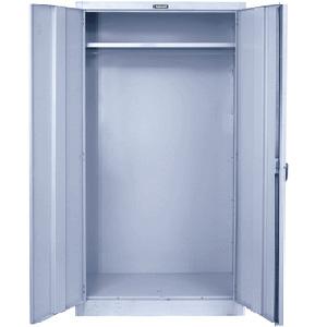 All Metal 800 Series Wardrobe Cabinet 835W18A-PL-AM-HAL(HWL)