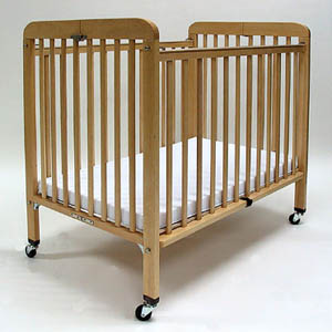 Little Wood  Folding Crib 883(LAB)