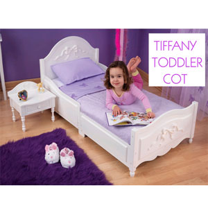 Tiffany Toddler Cot 86821 (KK)