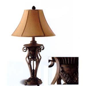 Crackled Finish Lamp 900197 (CO)