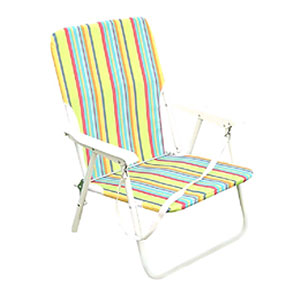 Folding Beach Chair With Pocket 92756 (LB)
