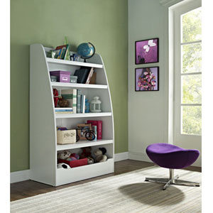 Altra 4-shelf Bookcase 9627X96(OFS)