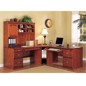 Twin Falls Home Office Set 9721_(A)