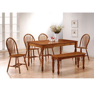 5 Pc. Dinette Set 9871/9814 (WD)