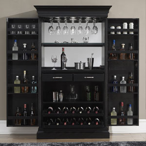 American Heritage Angelina Bar Cabinet 600061(CSNFS)