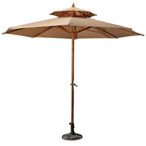 10 - ft. Market Umbrella B003LQO7V8(AZ60)