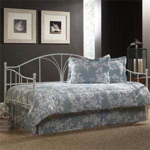 Amanda Day Bed - White Finish B10493 (FB)