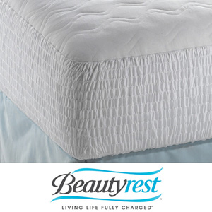 Beautyrest Cotton Top Mattress Pad 11756722(OFS)
