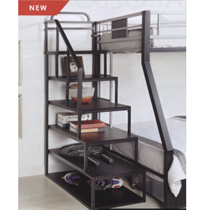 Metal Storage Ladder For Loft Or Bunk Bed Cm L1041 Iem