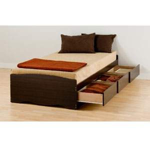 Twin XL Storage Bed _BX-4105-K(PPFS)