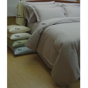 Complete 10-PC Bed in a bag of 100% Pure Egyptian Cotton (RP
