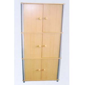 6-Door Storage Cabinet F5657(TMC)