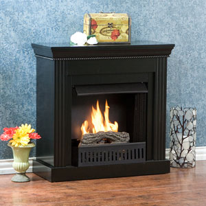 Gel Fuel Fireplaces Walden Petite Gel Fuel Fireplace Fa910 G