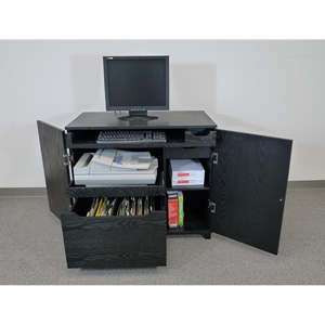 Express Compact Office Cabinet Fc16547 Pmfs