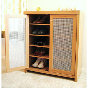 shoe cabinet with doors Shoe Storage: Two door Shoe Cabi11448307 O230  shoe cabinet with doors