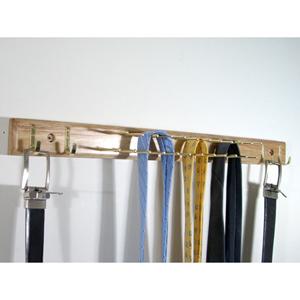 Home Essential Tie & Belt Hanger Natural HG 16177 (PM)