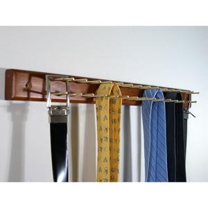 Home Essential tie hanger walnut HG 16178 (PMFS)