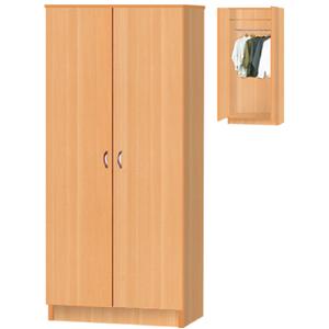 2-Door Wardrobe HID8600(HOFS65)