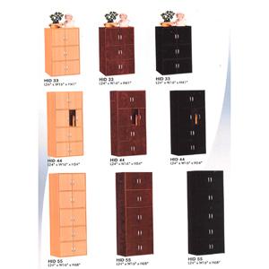 Multi Door Storage Cabinet HID_(HOFS25)