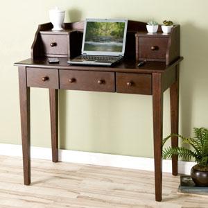 Espresso Computer Desk HO9238 (SEIFS)