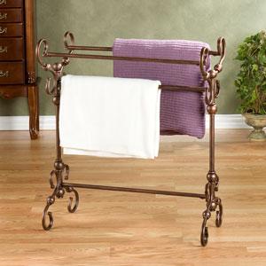Lourdes Blanket Rack HZ4886 (SEIFS)
