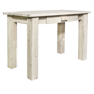Solid Wood Homestead Computer Desk  (WFFS)