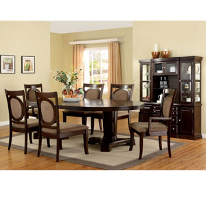 7-Piece Set with Dining Set IDF-3418T(IEM)