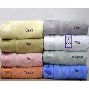Jacquard Velour Towels (RPT)