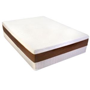 Bliss 12-Inch Memory Foam Mattress MAT-6612_(GL)