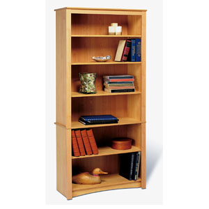 6-Shelf Bookcase DL-3277-AB_ (PP)