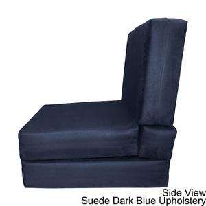 Studio Chair Sleeper Nomad Adult Foam Sleeper Chair Bed