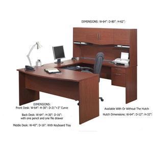 Custom Made Office Station OST-1 (VF)