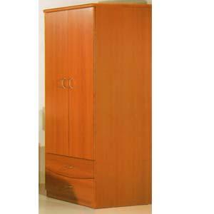 2-Door & 2-Drawer Wardrobe P138 (PK)