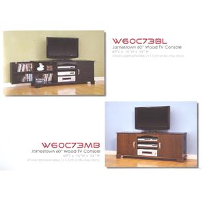 Jamestown Wood TV Console W60C73_(WE)