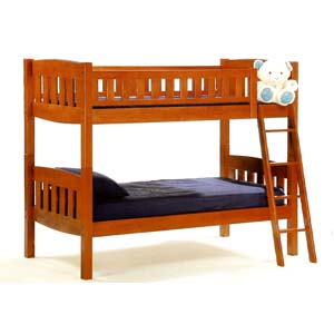Castle Twin/Twin Bunk Bed (J&M)