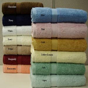 2 Pcs-Egyptian Cotton Bath Sheet 35x70 in. ch90180(RPTFS9)