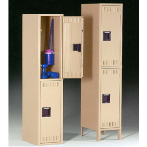 Instiutional Grade Double Tier Locker (TO)