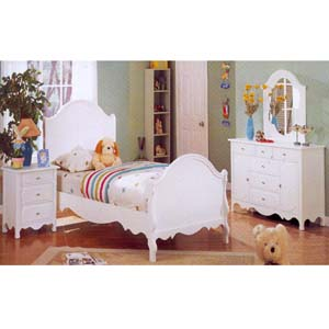 Twin Bed F9028 (PX)
