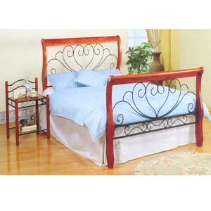 Headboard And Footboard F9096 (PX)