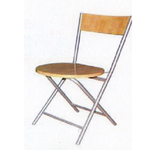 Wooden Folding Chair GC827(GA)