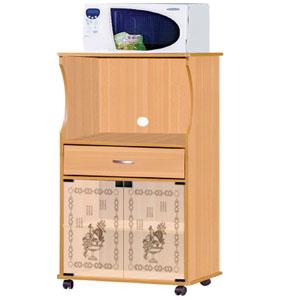 Microwave Cart HIKF-2701 (HO)